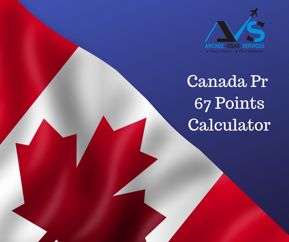 Six Selection Factors, Canada PR Point System