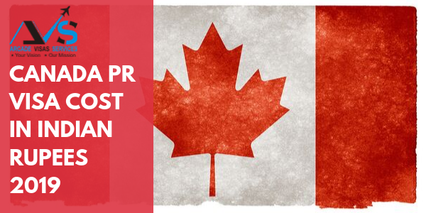 Canada Pr Visa Cost  In Indian Rupees 2020