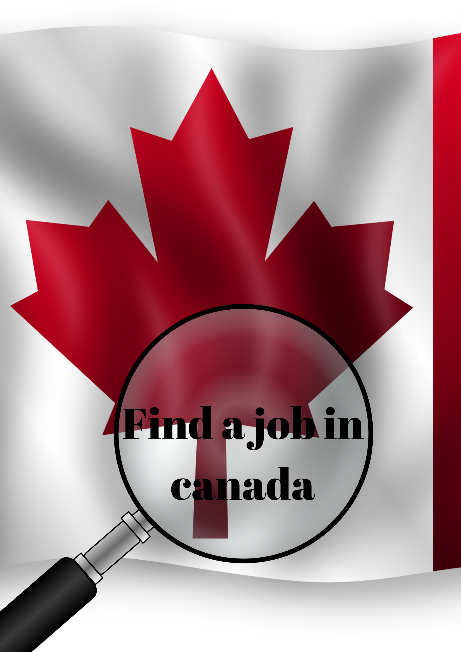 Find a job in canada