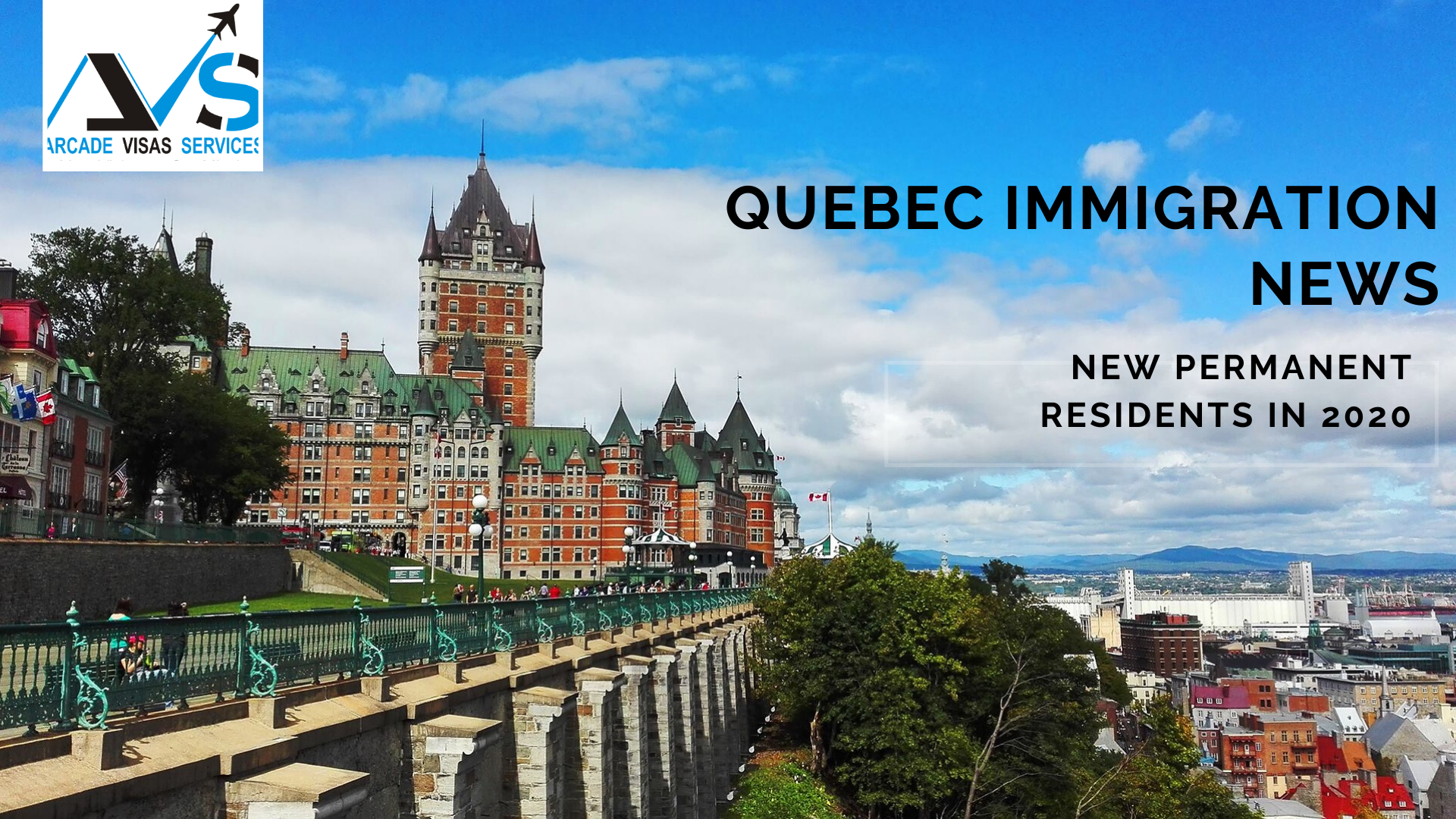 Quebec Immigration Latest News – New Permanent Residents in 2020