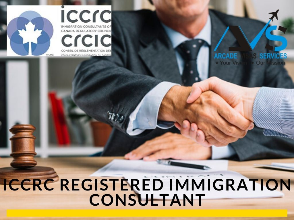 Iccrc Registed Immigration Consultant